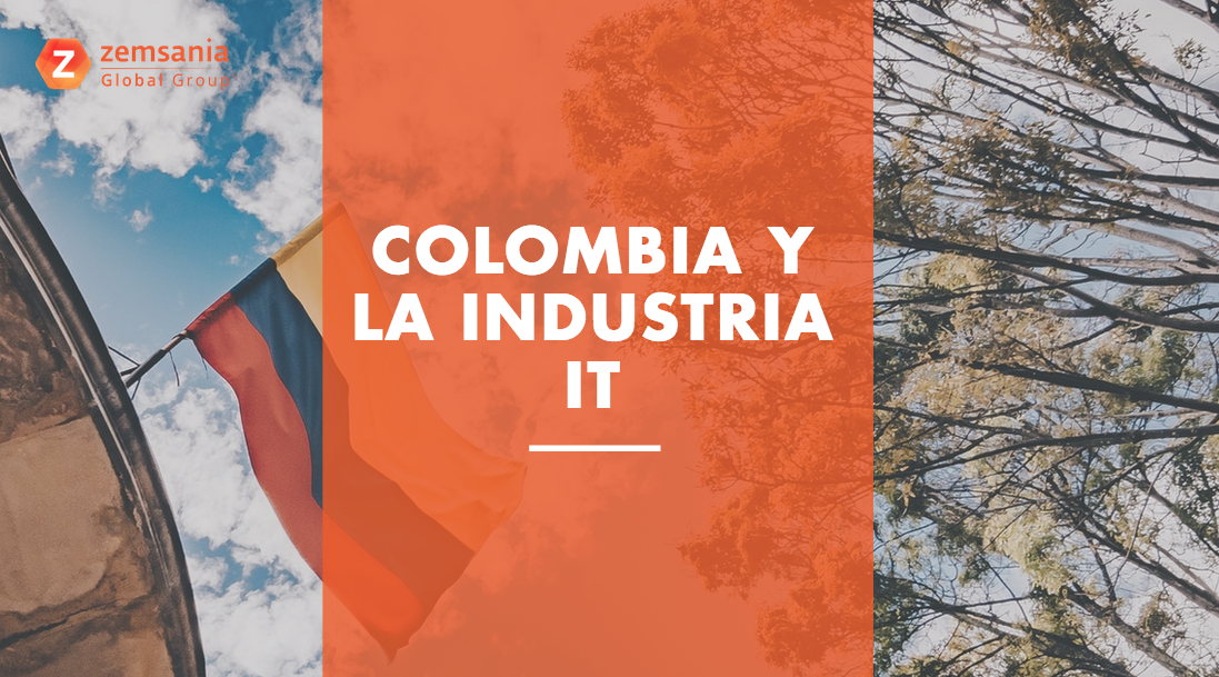 colombia industria IT