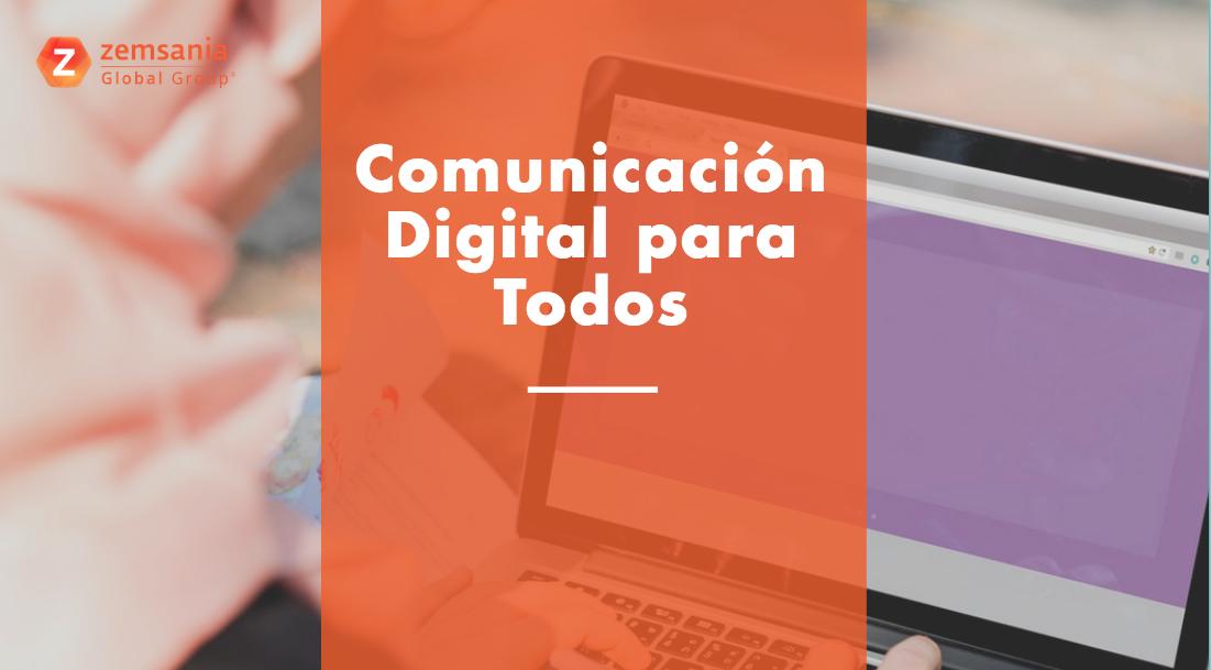 comunicacion digital para todos