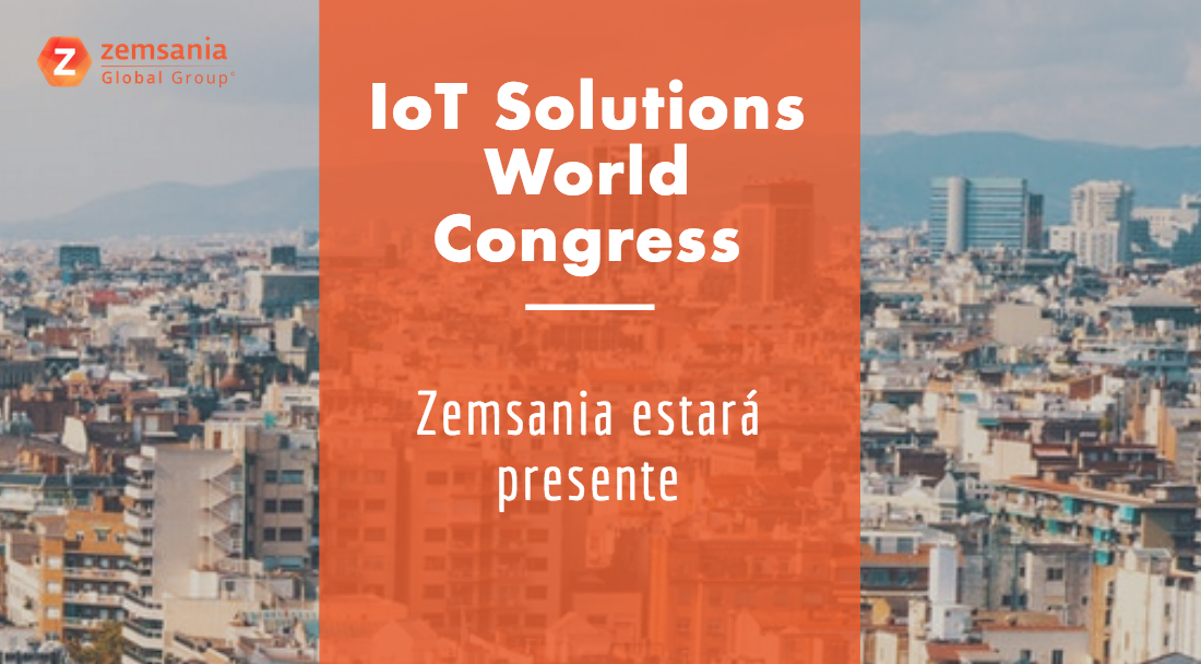 Iot solutions world congress zemsania