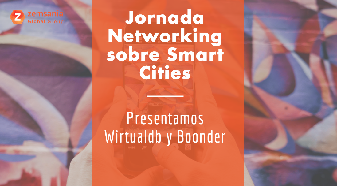 networking sobre smart cities