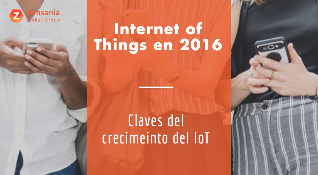 internet of things 2016