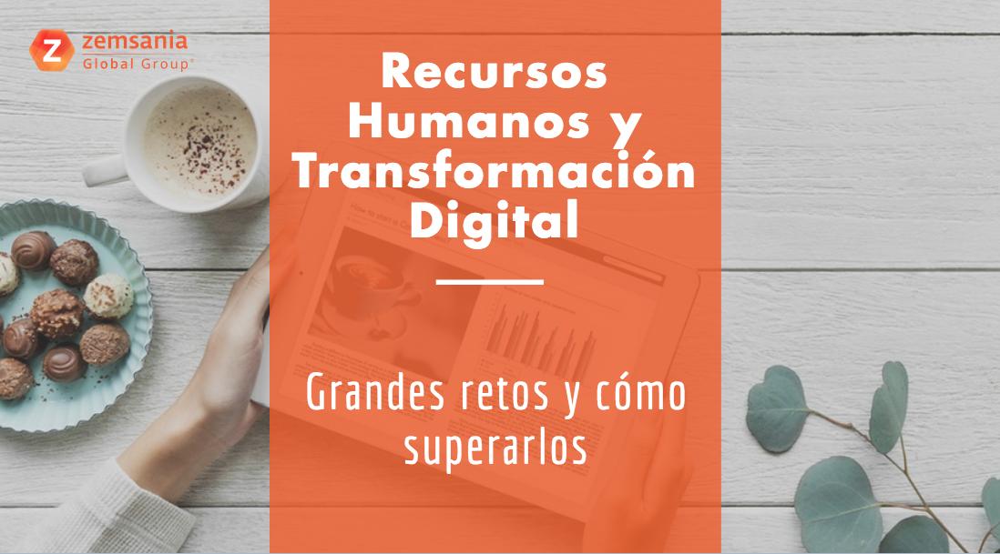 recursos humanos y transformacion digital