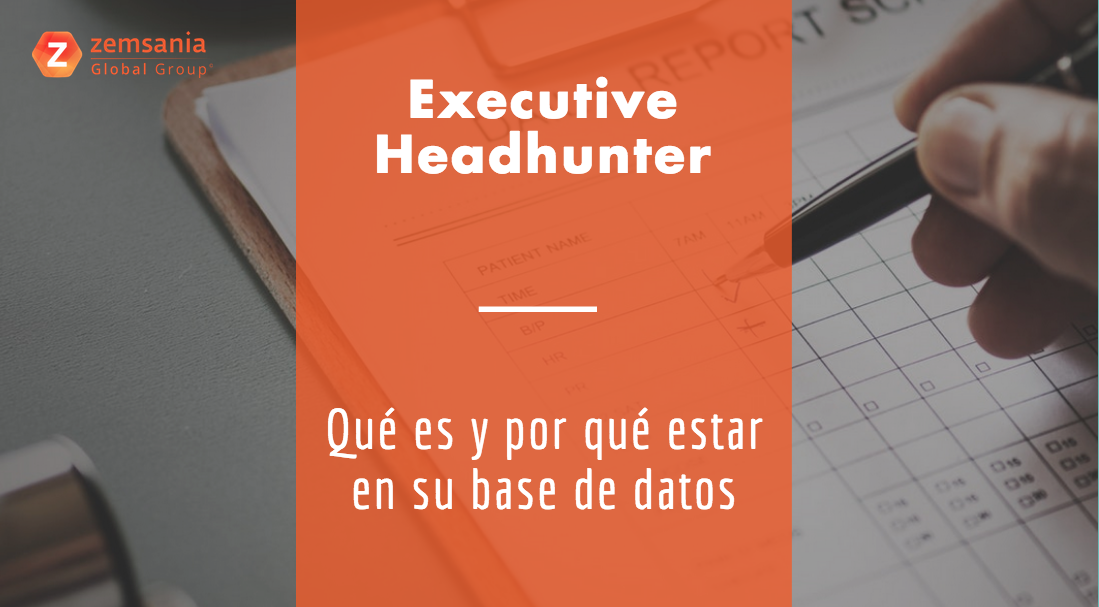 executive headhunter