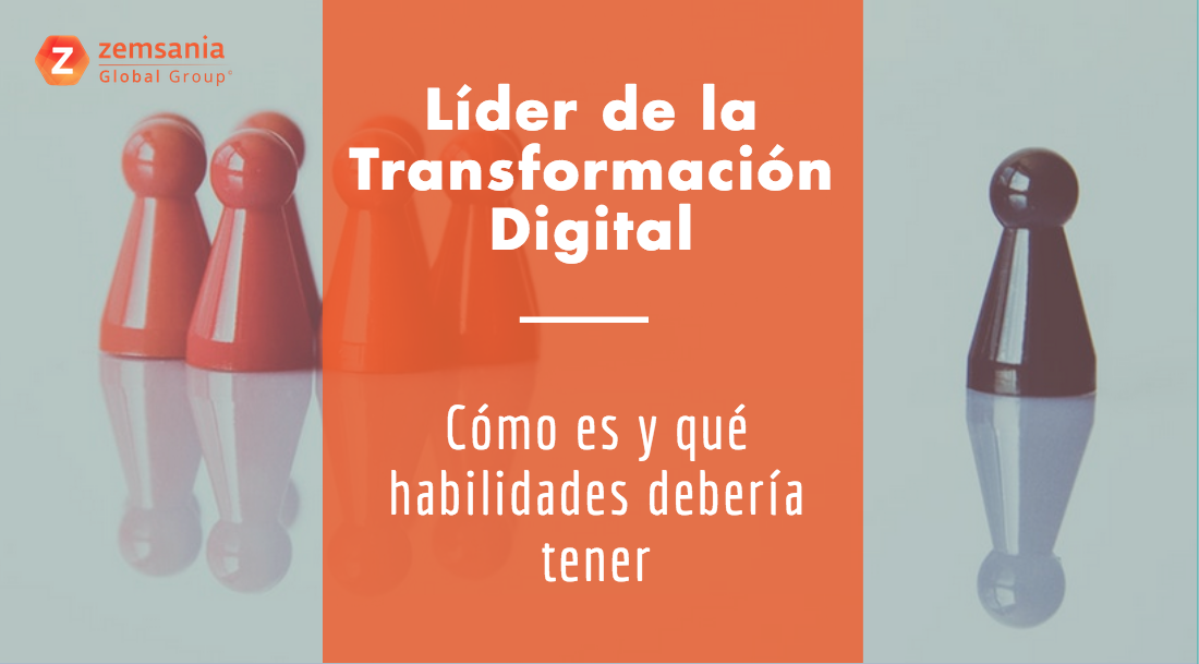 lider transformacion digital