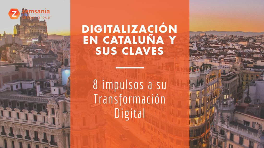 Transformación Digital en Cataluña