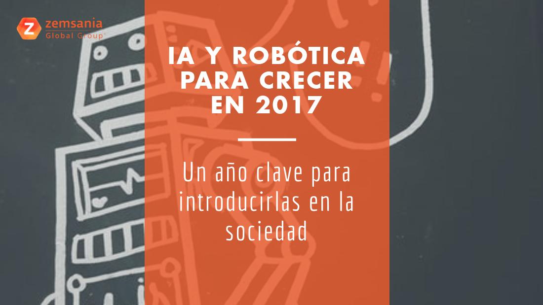 IA y robótica