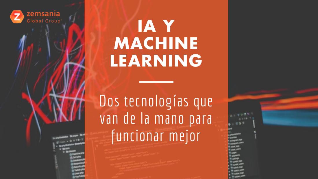 IA y Machine Learning