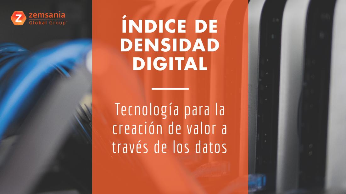 Índice de Densidad Digital