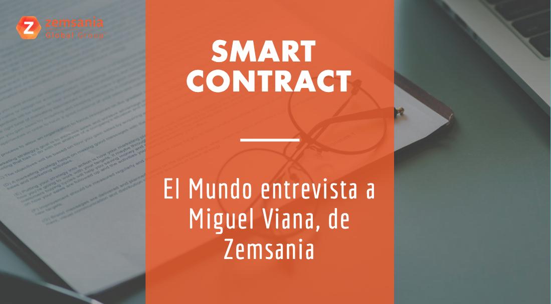 smart contract zemsania