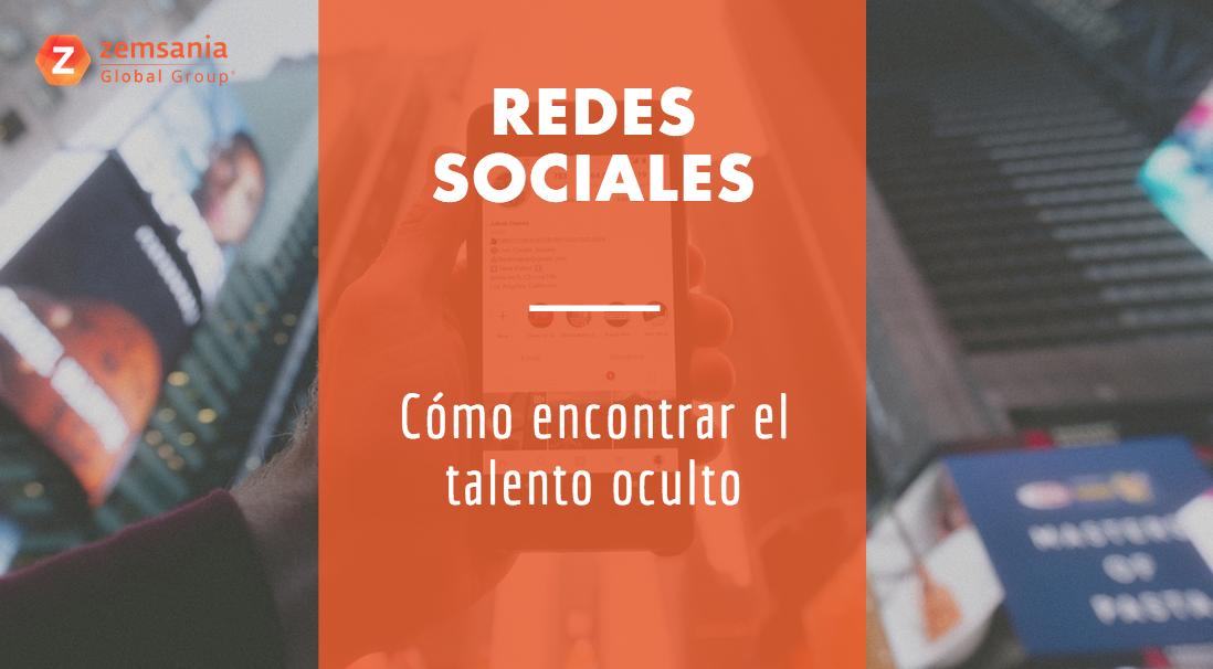 reclutamiento en redes sociales zemsania