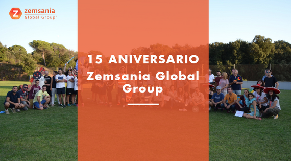 15 años Zemsania Global Group
