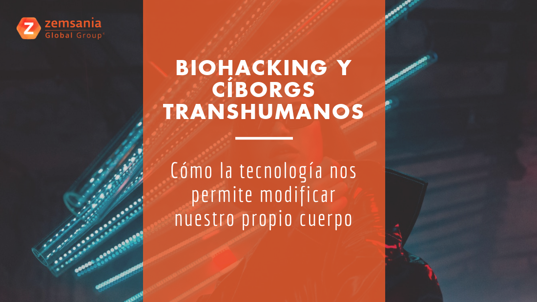 Biohacking o transhumanismo