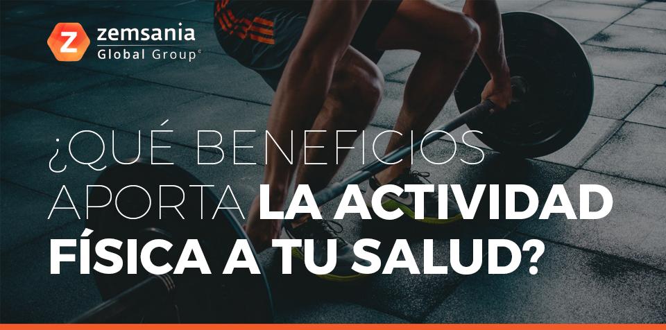 que beneficios nos proporciona el ejercicio físico