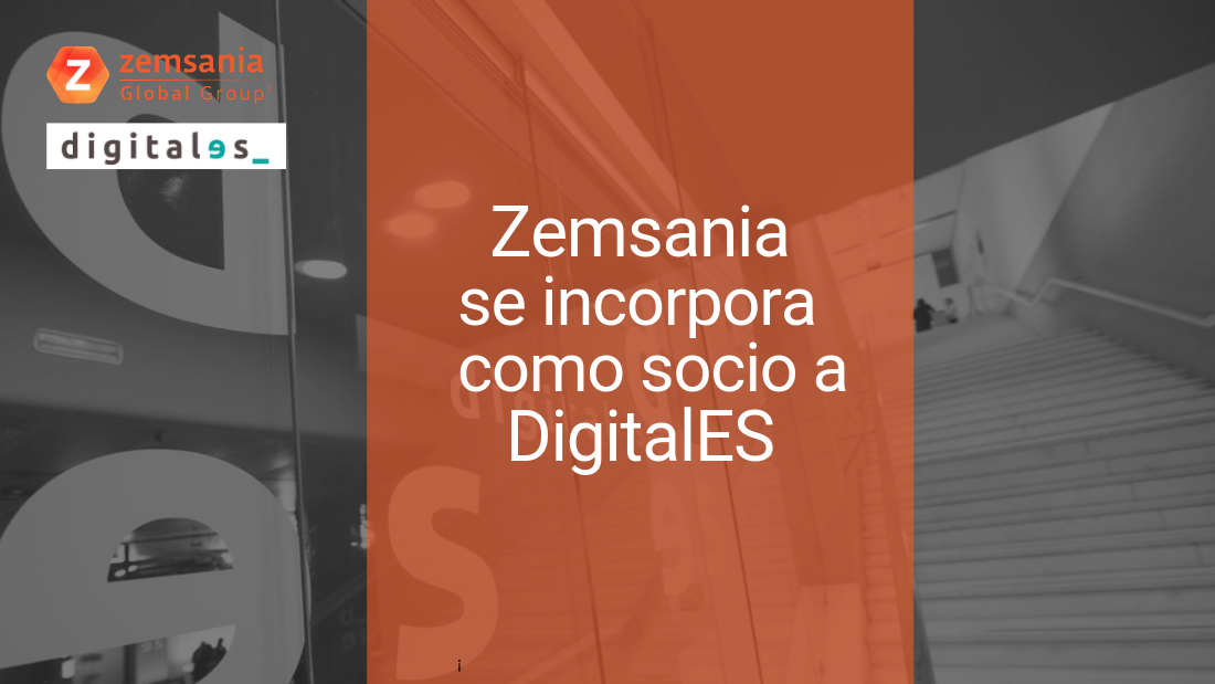Zemsania se incorpora como socio a DigitalES